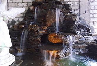 Строительство водопадов, ручьев и фонтанов в Харькове и области