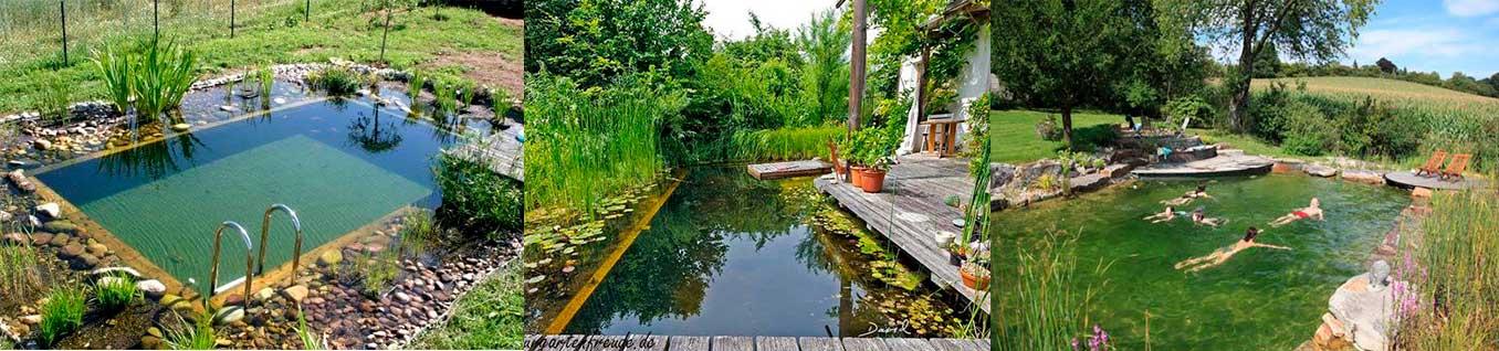 Бассейн для дачи в Харькове