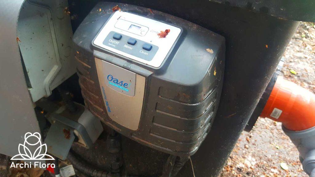 Контроллер барабанного фильтра для рыбы в Харькове