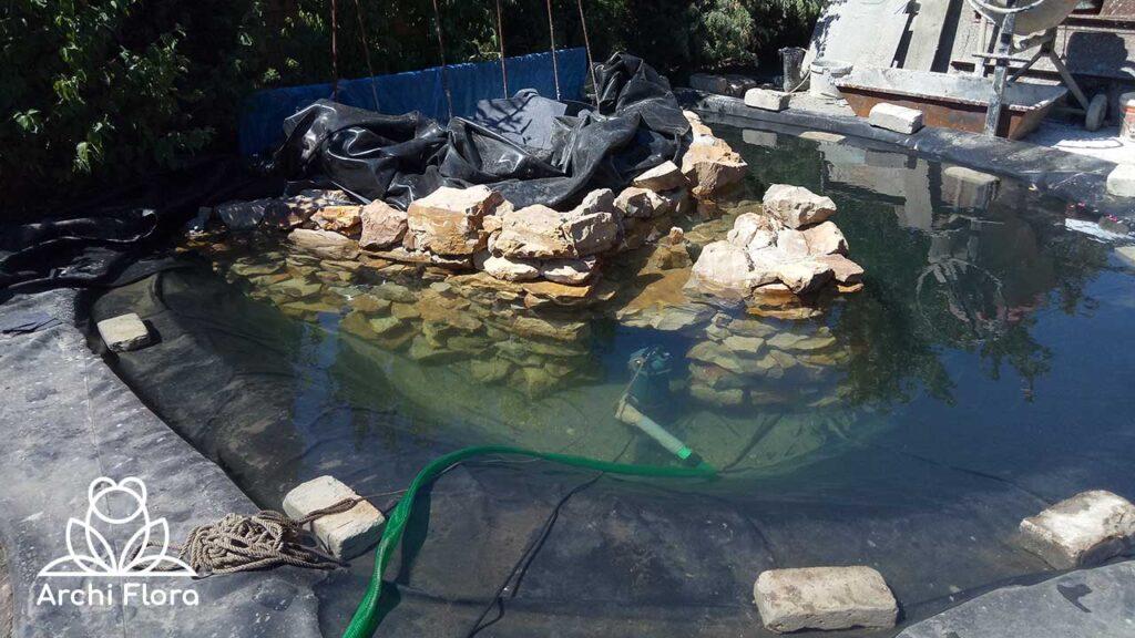 Набор водоема для проверки пленки ПВХ